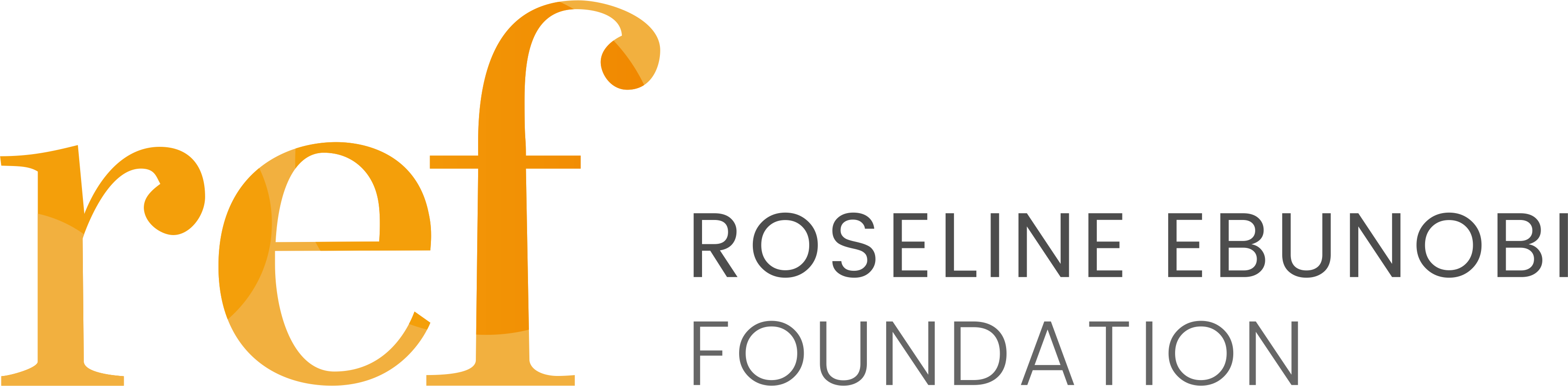Roseline Ebunobi Foundation